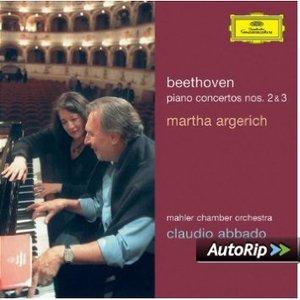 BEETHOVEN: PIANO CONCERTOS NOS. 2 & 3 (CD)