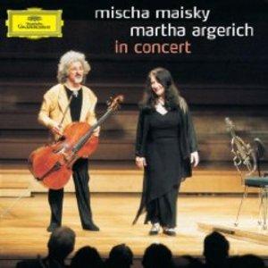MAISKY ARGERICH - EN CONCERT (CD)