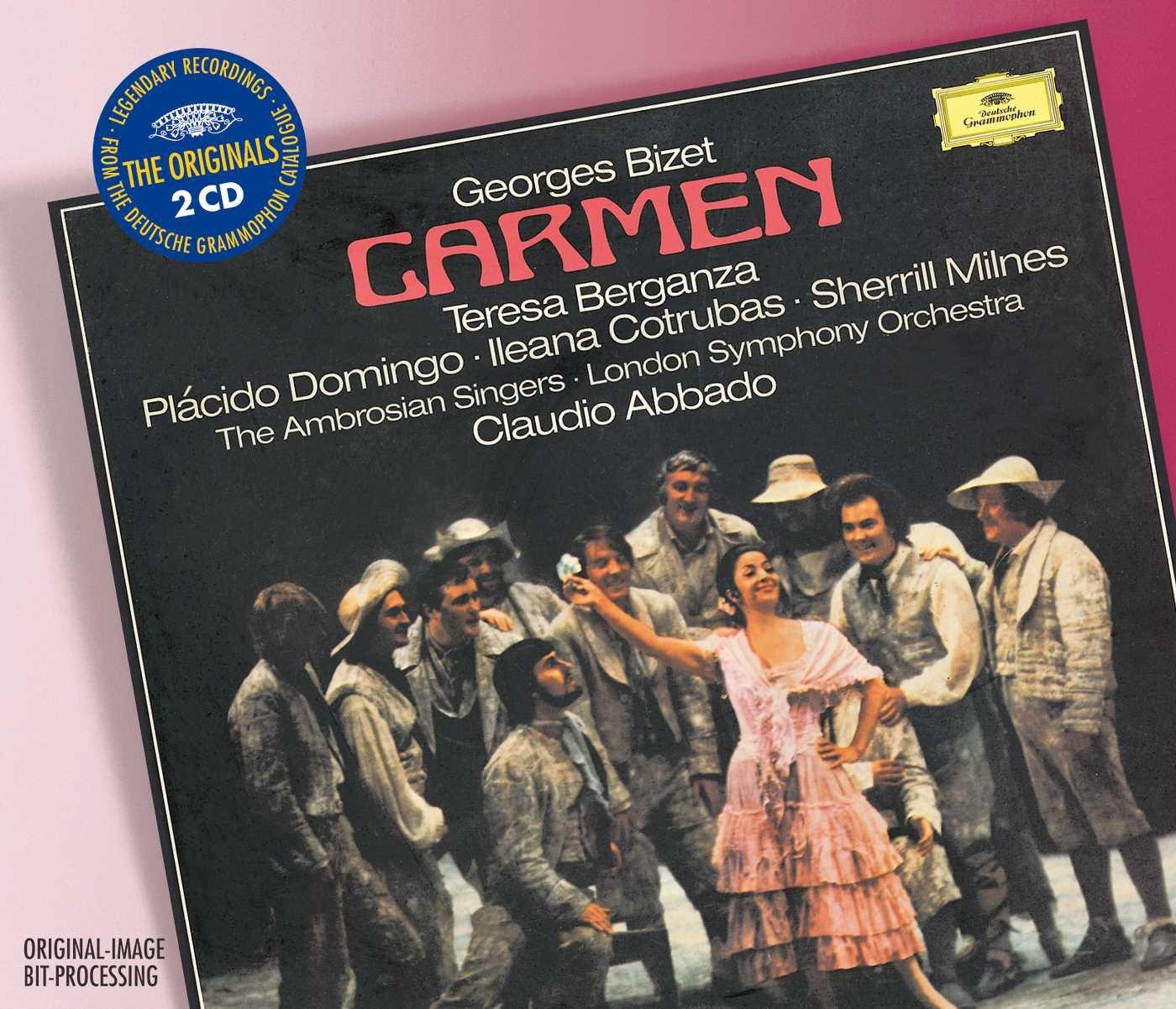 BIZET: CARMEN -2CD (CD)