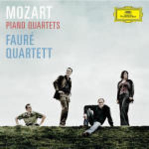 MOZART : QUARTETTI CON PIANOFORTE (CD)