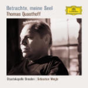 BETRACHTE, MEINE SEEL (CD)
