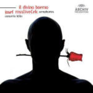 MYSLIVECEK: IL DIVINO BOEMO. SINFONIE (CD)