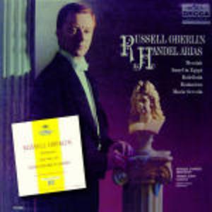 HANDEL ARIAS (CD)