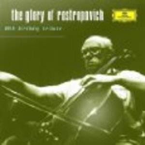 THE GLORY OF ROSTROPOVICH-80TH BIRTHDAY TRIBUTE-8CD (CD)