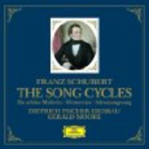 SCHUBERT: THE SONG CYCLES -3CD (CD)