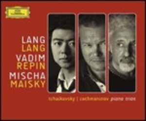 TCHAIKOVSKY: TRII CON PIANOFORTE (CD)