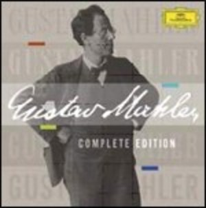 MAHLER: COMPLETE EDITION GUSTAV MAHLER -18CD (CD)