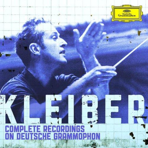 COMPLETE RECORDINGS ON DEUTSCHE GRAMMOPHON CARLOS KLEIBER -12CD
