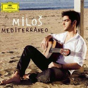 MILOS KARADAGLIC - MEDITERRANEO -(CHITARRA) -CD+DVD (CD)