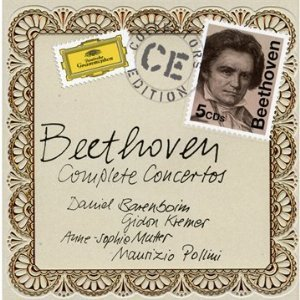 BEETHOVEN: CONCERTI COMPLETI -5CD (CD)