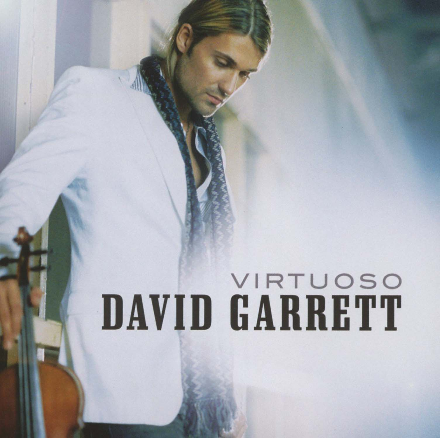DAVID GARRETT - VIRTUOSO (CD)