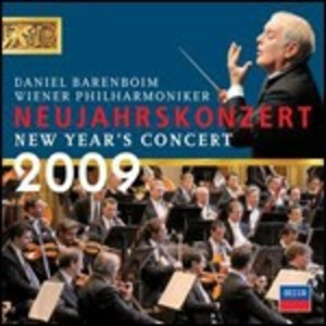 NEW YEAR'S CONCERT 2009 (CD)