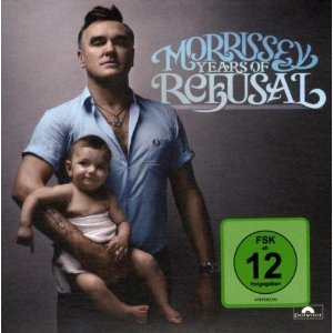 MORRISSEY - YEARS OF REFUSAL -CD+DVD (CD)