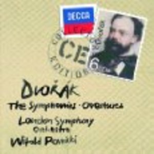 DVORAK: THE SYMPHONIES 6CD (CD)