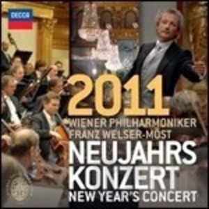 CONCERTO DI CAPODANNO 2011 -2CD (CD)