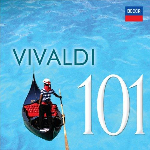 ANTONIO VIVALDI - 101 (6 CD) (CD)