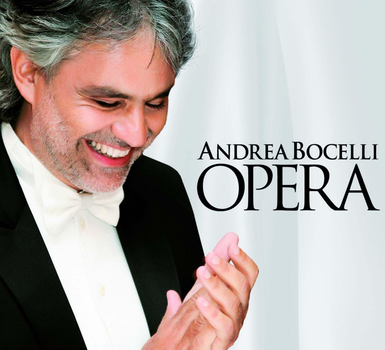 ANDREA BOCELLI - OPERA (CD)