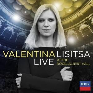 VALENTINA LISITSA - LIVE AT THE ROYAL ALBERT HALL (CD)