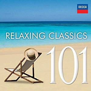 101 RELAXING CLASSICS (6 CD) (CD)