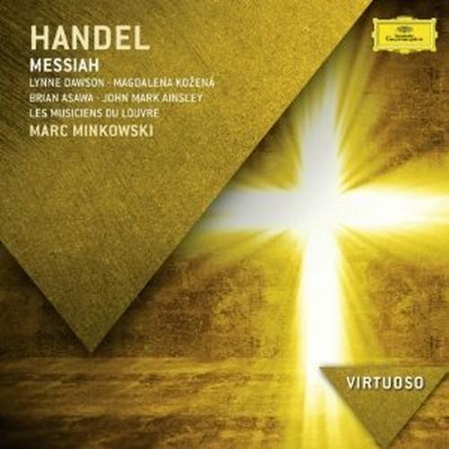 GEORG FRIEDRICH HANDEL - MESSIAN - MINKOWSKI (2 CD) (CD)