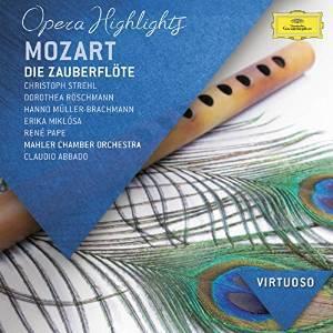 MOZART: DIE ZAUBERFLTE - HIGHLIGHTS (CD)