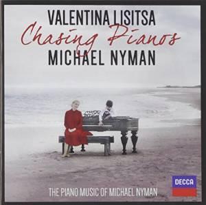 VALENTINA LISITSA - CHASING PIANOS. THE PIANO MUSIC OF MICHAEL N