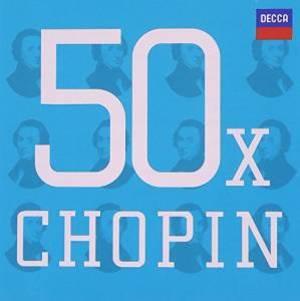 50 X CHOPIN 3CD (CD)