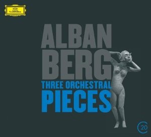 BERG: THREE ORCHESTRAL PIECES (CD)