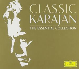 CLASSIC KARAJAN - THE ESSENTIAL COLLECTION -2CDD (CD)