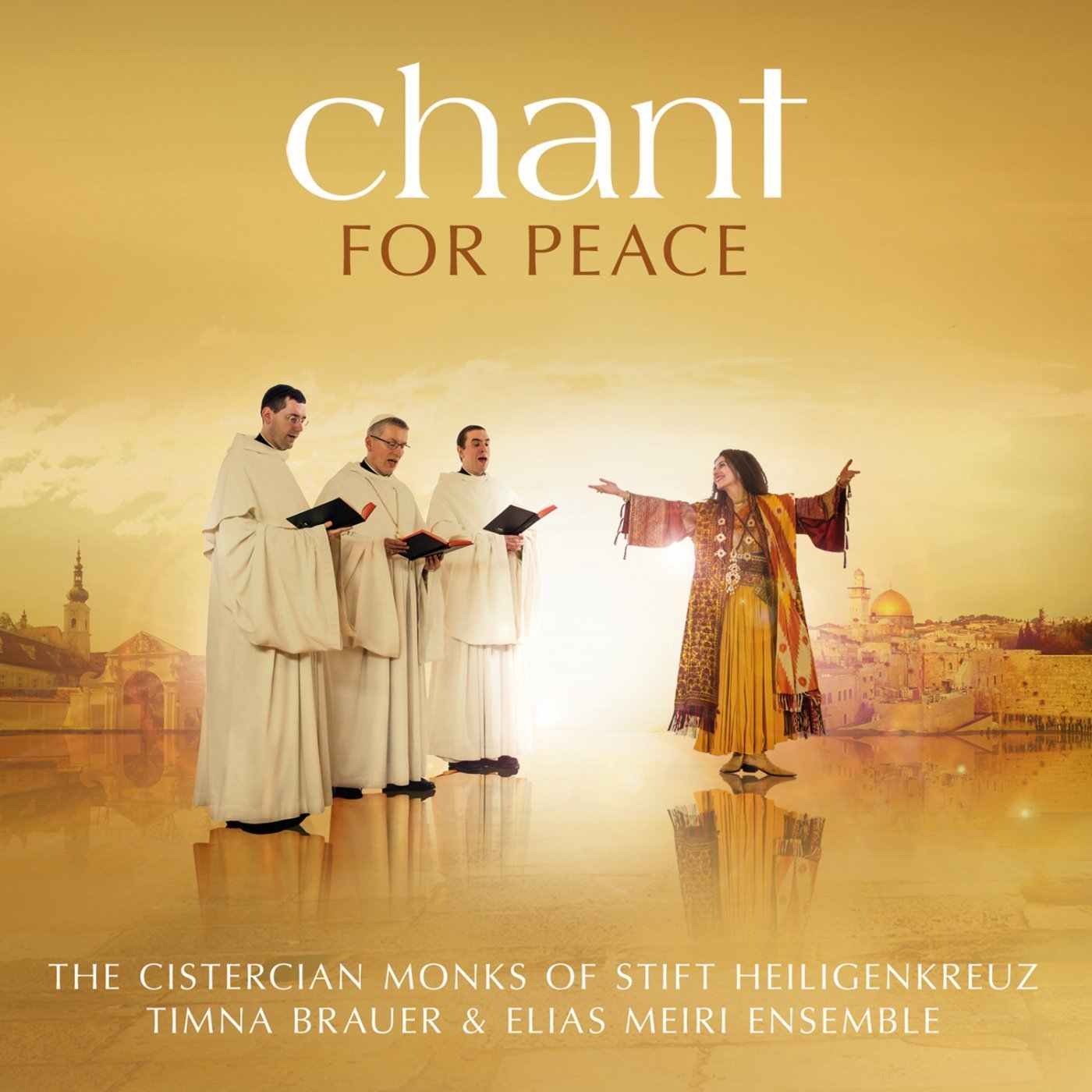CISTERCIAN MONKS OF STIFT HEIL - CHANT FOR PEACE (CD)