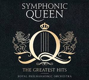 SYMPHONIC QUEEN BY ROYAL PHILHARMONIC ORCHESTRA (CD)
