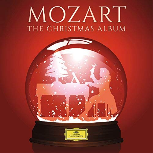 WOLFGANG AMADEUS MOZART - THE CHRISTMAS ALBUM (CD)