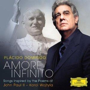 PLACIDO DOMINGO - AMORE INFINITO -(SLIDEPACK) (CD)
