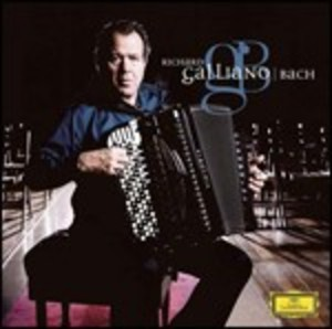 RICHARD GALLIANO - BACH (CD)