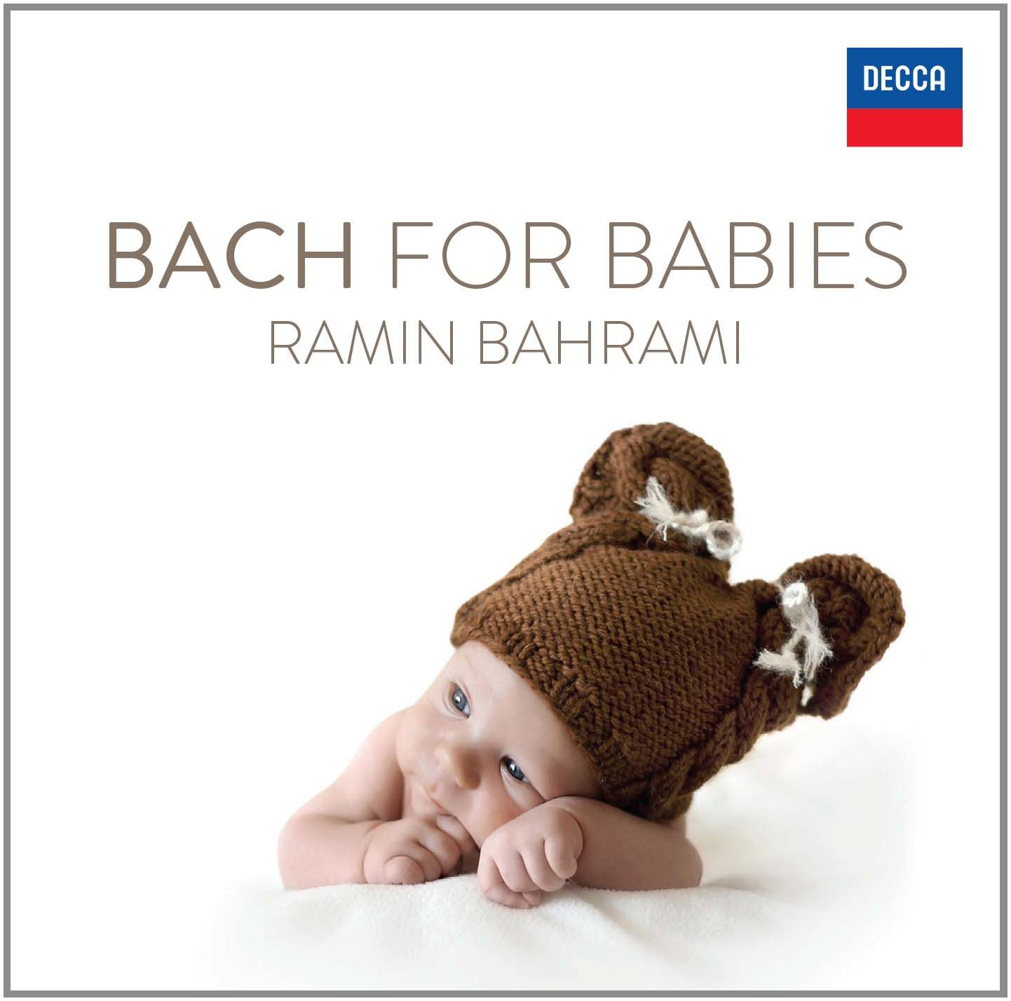 JOHANN SEBASTIAN BACH - BACH FOR BABIES (CD)
