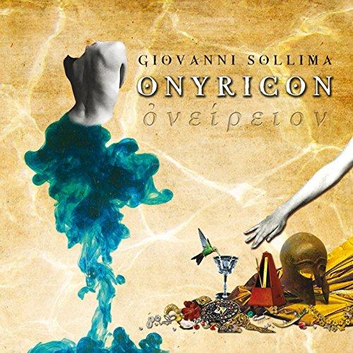 GIOVANNI SOLLIMA - ONYRICON (CD)