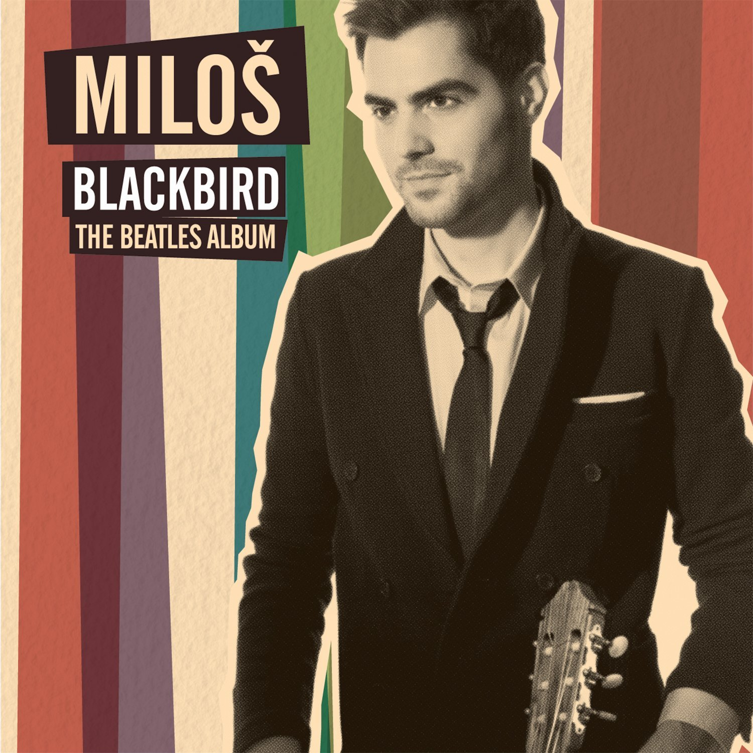 MILOS KARADAGLIC - BLACKBIRD - THE BEATLES ALBUM (CD)