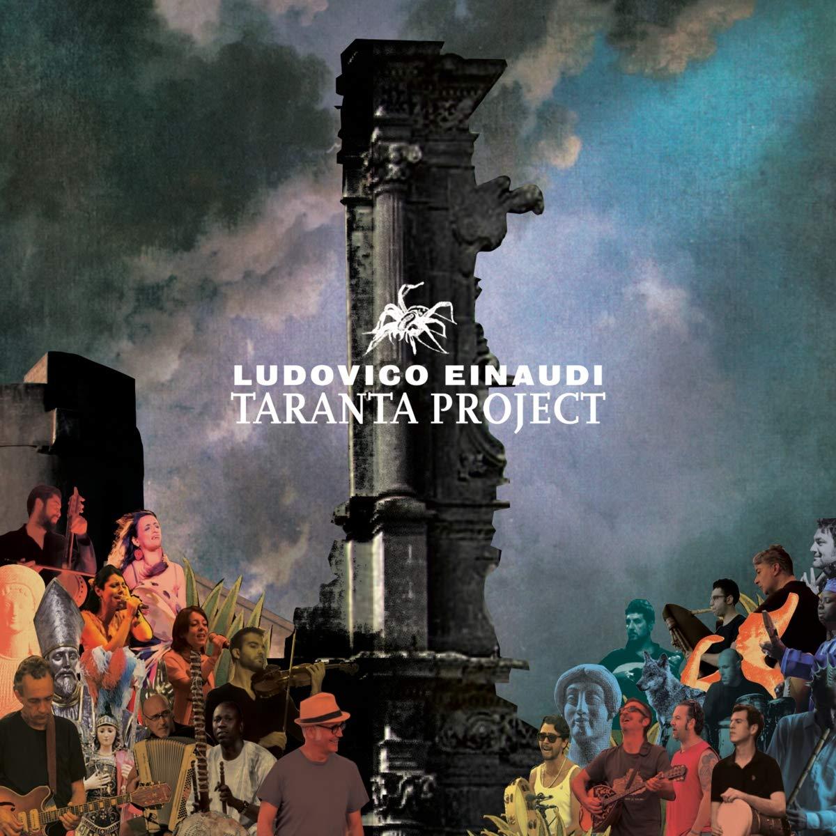 LUDOVICO EINAUDI - TARANTA PROJECT (CD)