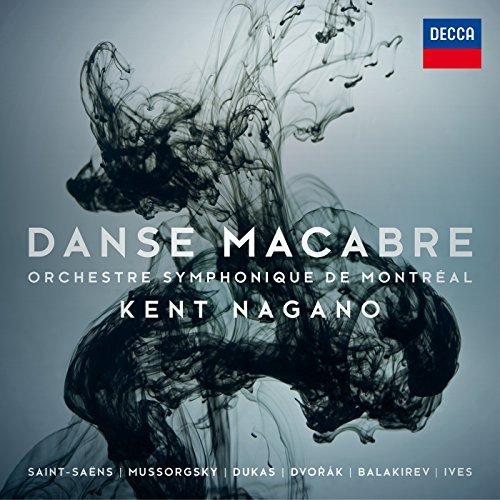 KENT NAGANO - DANSE MACABRE (CD)