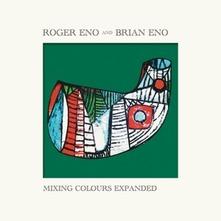 ENO ROGER/ENO BRIAN - MIXING COLOURS EXPANDED 2CD (CD)