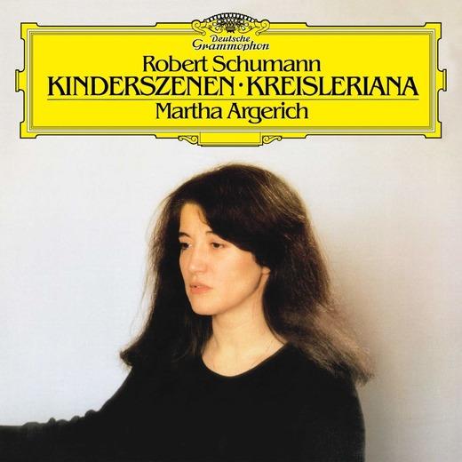 ROBERT SCHUMANN - KINDERSZENEN-KREISLERIANA (LP)