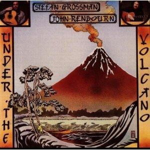 STEVE GROSSMAN - UNDER THE VOLCANO (CD)