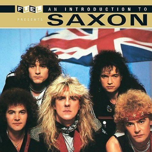SAXON - AN INTRODUCTION TO (CD)