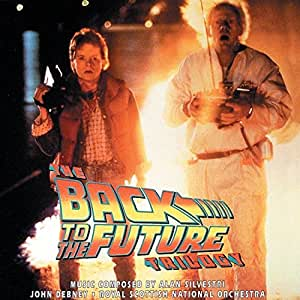 BACK TO THE FUTURE TRILOGY (CD)
