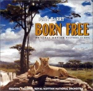 BORN FREE (CD)