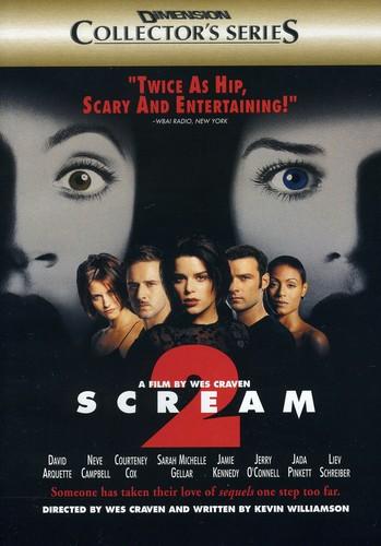 SCREAM 2 [EDIZIONE: STATI UNITI] (DVD)