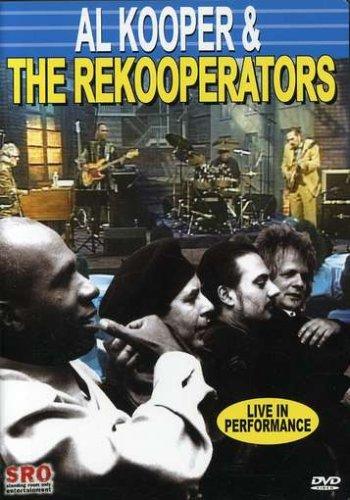 AL KOOPER - THE REKOOPERATORS (DVD)