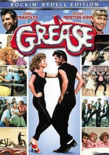 GREASE [EDIZIONE: STATI UNITI] (DVD)