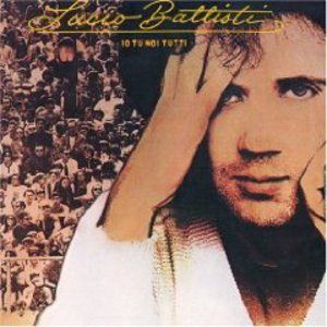 LUCIO BATTISTI - IO TU NOI TUTTI (CD)