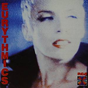 EURYTHMICS - BE YOURSELF TONIGHT (1985) (CD)